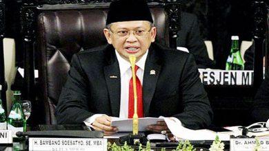 Ketua MPR Bambang Soesatyo 390x220 - Bamsoet Dukung Diskresi Polisi Tak Izinkan Demo Jelang Pelantikan Jokowi