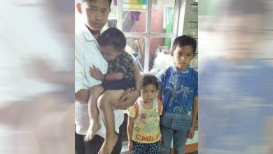 Kisah Pilu 4 YAtim Piatu 390x220 - Kisah Pilu 4 Anak Yatim Piatu, Ayah Meninggal Sakit, Ibu Tewas Digigit Ular