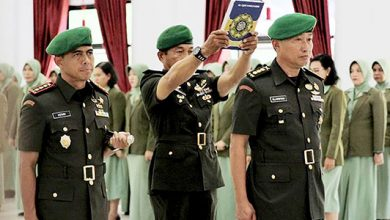 Kodim 1417 Kendari 390x220 - Delapan Istri TNI Nyinyiri Penusukan Wiranto