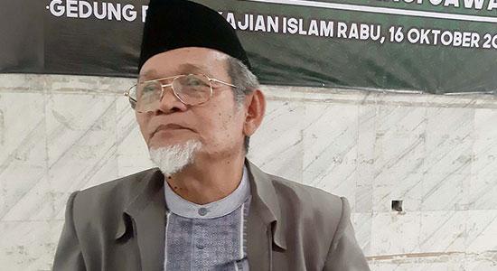 M Kusoy - Semua Produk Harus Bersertifikat Halal
