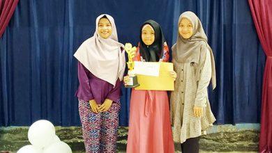 MI Baitussalam Juara Puisi 390x220 - Siswi MI Baitussalam Juara III PuisiTingkat Sukabumi