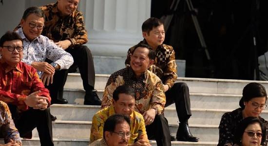 Mendagri Tito Karnavian - Idham Aziz Jadi Kapolri, Kata Mendagri Tito Karnavian