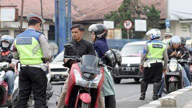 Operasi 2019 Polres Sukabumi Kota 390x220 - Hari Pertama, Ratusan Kendaran Terjaring Razia