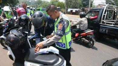 Ops Zebra Lodaya 2019 Bogor 390x220 - Hari Pertama Ops Zebra Lodaya 2019, 350 Pengendara Ditilang