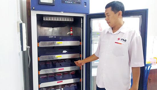 PMI Kab Sukabumi - Stok Darah Golongan A Minim