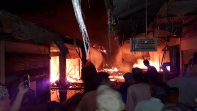 Pasar Rawakalong Terbakar 390x220 - Pasar Rawakalong Membara
