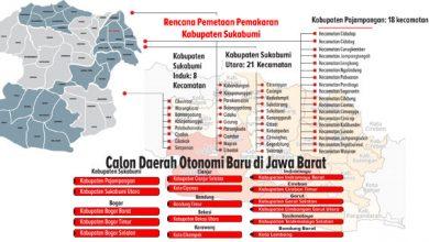 Pemekaran Sukabumi 390x220 - Pemekaran Kabupaten Sukabumi Semakin Terang