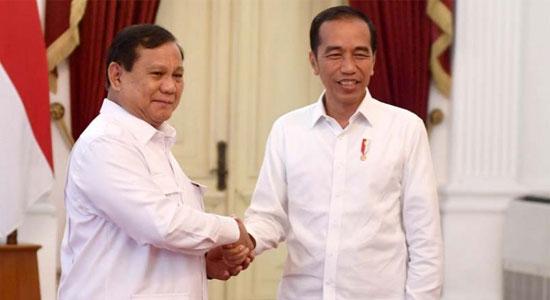 Prabowo Jokowi - Prabowo Bisa Gantikan Jokowi Sebagai Presiden, Kata LIPI