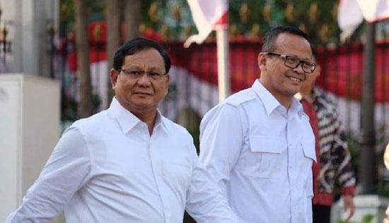 Prabowo Subianto di Istana - Prabowo Subianto Hadiri Undangan Istana