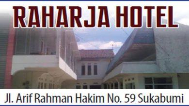 Raharja Hotel Sukabumi 390x220 - RAHARJA HOTEL