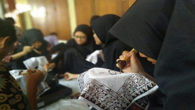SMKN 1 Kota Sukabumi Ngebatik 390x220 - Ribuan Pelajar SMKN 1 Kota Sukabumi Ngebatik
