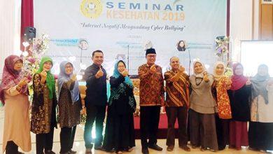 Stikes Seminar kesehatan 390x220 - Stikes Sukabumi Gelar Seminar Kesehatan 2019
