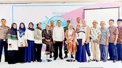 Wardah SMKN 3 390x220 - Wardah Edukasi Pelajar SMKN 3, Ajak Rawat Kulit Sejak Dini