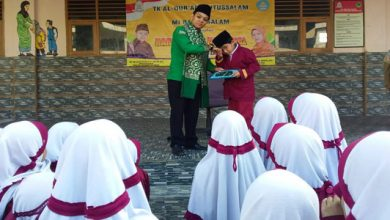 Yayasan Baitussalam1 390x220 - Baitussalam Bersama Santri Berhidmat Membangun Negeri