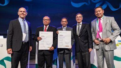 bpjstk belgia 390x220 - BP Jamsostek Raih Dua Penghargaan Tertinggi Sedunia