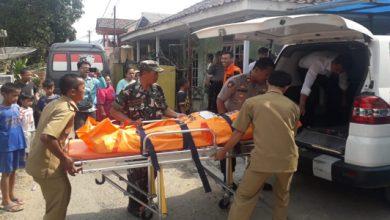 jasad pria 390x220 - Seorang Pria Meninggal di Rumah Kontrakan Pacar di Sukabumi