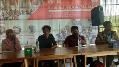 kabinet milenial 390x220 - Kaum Milineal Setuju Kabinet Jokowi