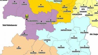 kabupaten pajampangan 390x220 - Nasib Kabupaten Sukabumi Utara dan Kabupaten Pajampangan Dibahas Hari Ini