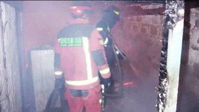 kebakaran rancamulya 390x220 - 8 Rumah di Desa Rancamulya Gosong, Biang Keroknya Listrik