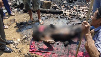 kebakaran sagaranten 390x220 - Kebakaran di Sagaranten, Ibin Tewas Terpanggang