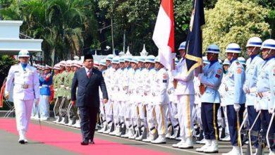 prabowo 1 390x220 - Prabowo Subianto, Menteri Rasa Presiden