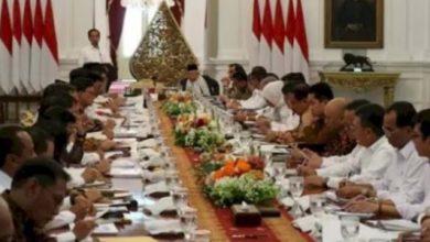 rapat kabinet indonesia maju 390x220 - Jokowi Bolehkan Menterinya 'Berantem' di Rapat, tapi...