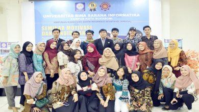 ubsi 390x220 - Di Balik Seminar Fenomena Menikah Muda UBSI Sukabumi