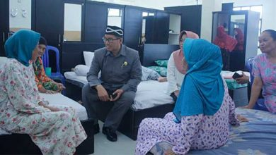 Anggota DPRD Jabar dari Fraksi PKS Abdul Muiz