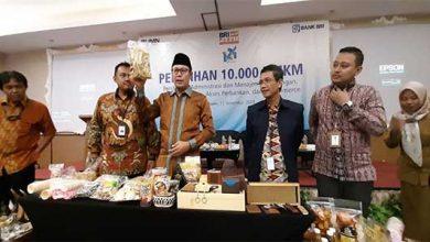 Achmad Fahmi BRI Sukabumi 390x220 - BRI Komitmen Ciptakan UMKM Naik Kelas