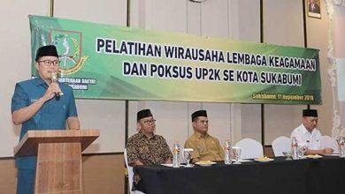 Achmad Fahmi Ekonomi Umat 390x220 - Pemkot Dorong Ekonomi Umat