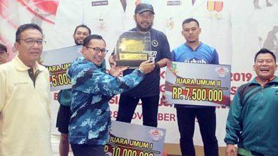 Achmad Fahmi Perpemkot 390x220 - Dinas P dan K Juara Umum Porpemkot Sukabumi V 2019