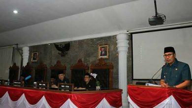 Achmad Fahmi Raperda 390x220 - Fahmi Apresiasi Pandangan Fraksi