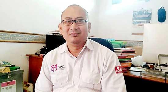 Agung Dugaswara Anggota KPU Kota Sukabumi