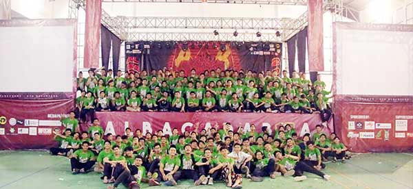 Albacadabra 2019 Al Bayan2 - Albacadabra Albayan Sukses Gebrak Sukabumi