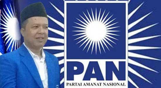 Budi Mulyadi Sekretaris PAN Kabupaten Sukabumi