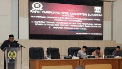 Bupati Sukabumi Marwan Hamami 390x220 - Bupati Sukabumi Sampaikan Jawaban Atas Pandangan Umum FRAKSI DPRD