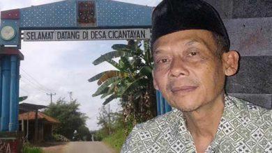 Calon Kades Cicantayan, Dadang Aripin