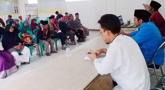 Desa Cijangkar - Dana Desa Cijangkar Digunakan Gaji Guru Ngaji