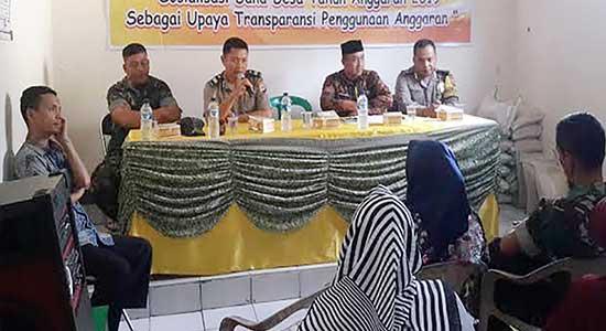 Desa Sukamaju Kecamatan Sukalarang - Desa Sukamaju Realisasikan DD Untuk Pembangunan Fisik