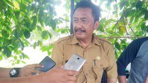 Asep Japar Kepala Dinas PU Kabupaten Sukabumi