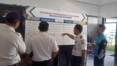 Dishub Kota Sukabumi 390x220 - Puluhan PJU Baru Siap Dipasang