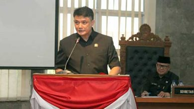 Ketua Fraksi PDI Perjuangan, Gagan Rachman