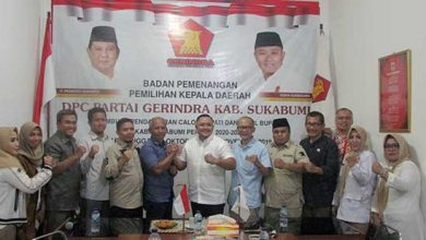 Gerindra Kabupaten Sukabumi BP 390x220 - Gerindra-PKS Bahas Poros Baru