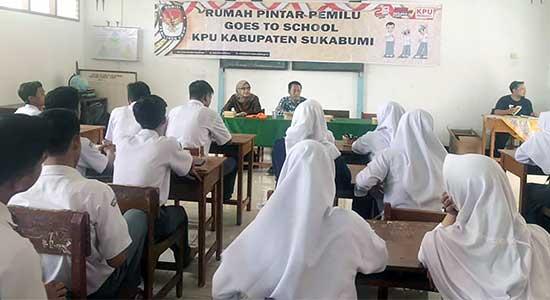 KPU Kabupaten Sukabumi