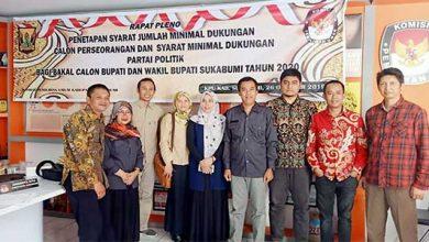 KPU Kabupaten Sukabumi 390x220 - KPU Kabupaten Sukabumi Buka Pendaftaran Lembaga Pemantau Pilkada
