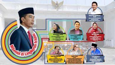 Kabinet jokowi 390x220 - Staf Khusus Milenial Untuk Teman Diskusi
