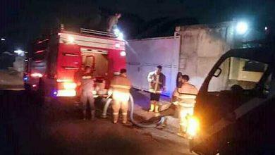 Kebakaran Pabrik Kursi Sukabumi 390x220 - Pabrik Kursi Dilahap Si Jago Merah
