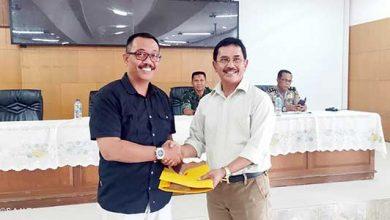 Kepala DPMD Kabupaten Sukabumi Thendy Hendrayana 390x220 - Dua Cakades Mengundurkan Diri