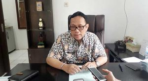 Kepala Dinas Perhubungan Kabupaten Sukabumi, Lukman Sudrajat
