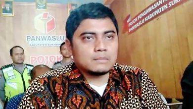 Ketua Bawaslu Kabupaten Sukabumi, Teguh Hariyanto